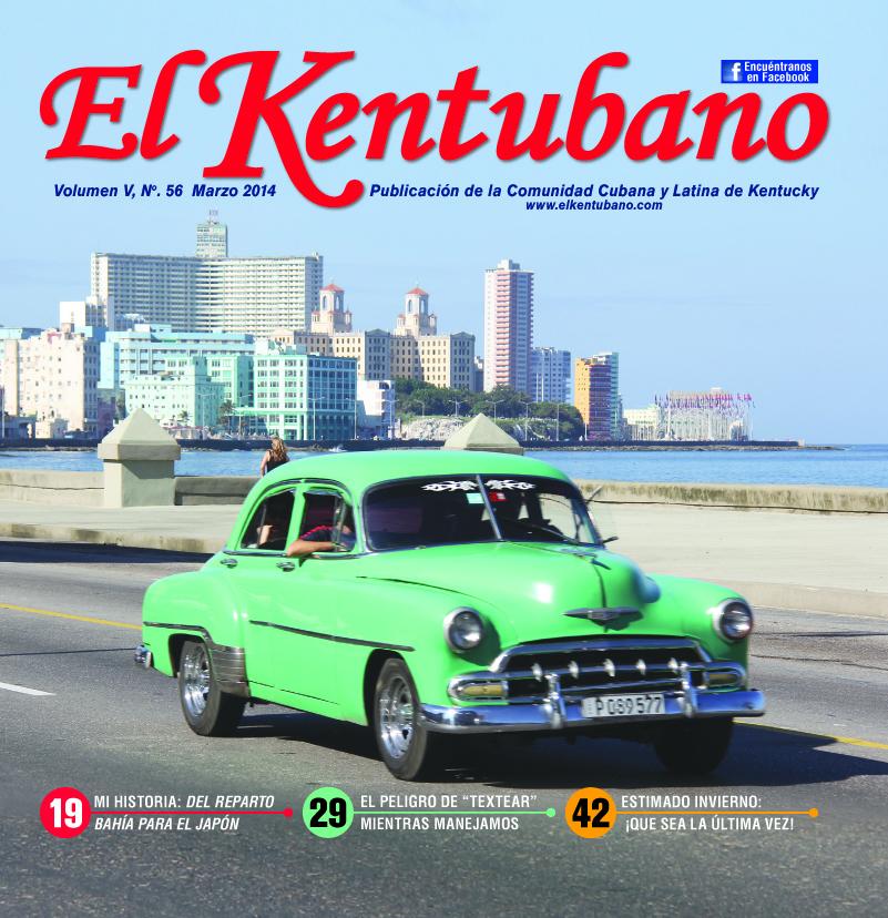 El Kentubano Marzo 2014