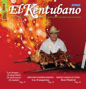 El Kentubano, edición Diciembre 2014