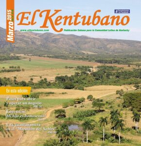 Kentubano Cover Marzo15