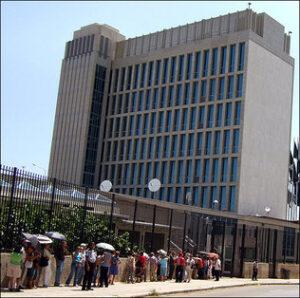 Embajada en Cuba