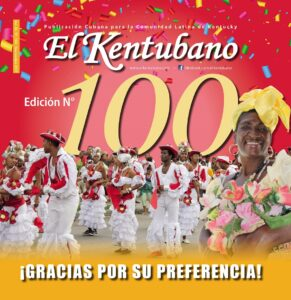 Kentubano Portada 100