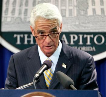 Polémico cambio de postura del ex-gobernador de Florida sobre el embargo