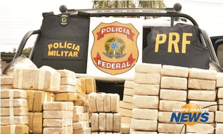 Policía de Brasil incauta 3,7 toneladas de cocaína destinada a Cuba, Europa y África