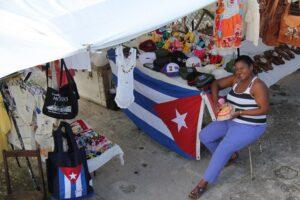El Kentubano Cuban flag