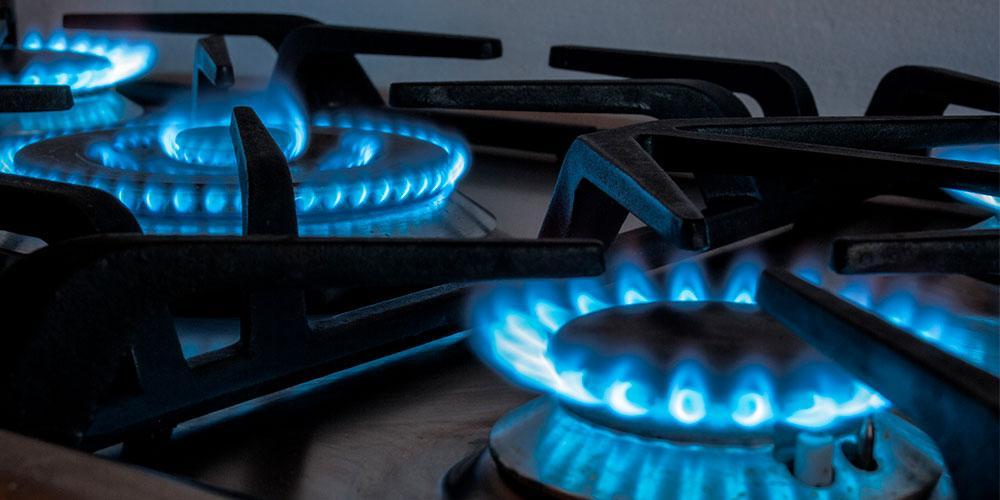 Gas en el hogar