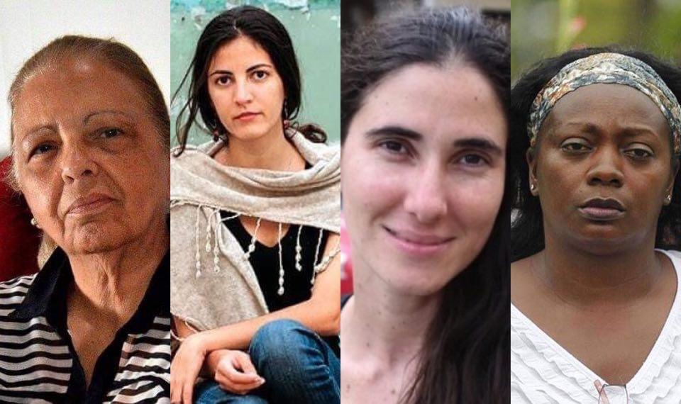 4 mujeres
