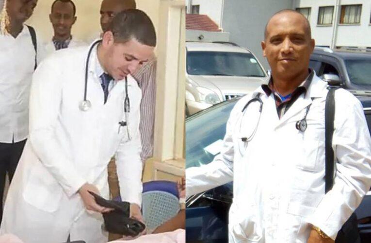 Fijan rescate de los médicos cubanos secuestrados en Kenya en 1.5 millones de dólares