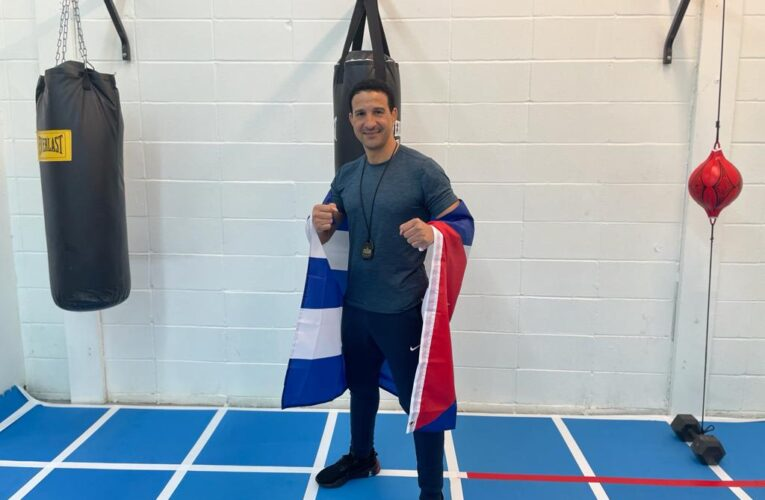 """Rostros locales: Darwing López Cabrera, """"Mi mayor sueño es entrenar a un campeón"""""""