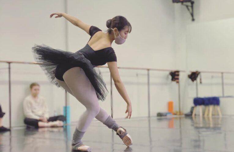 La compañía de ballet de Kentucky presenta nueva obra