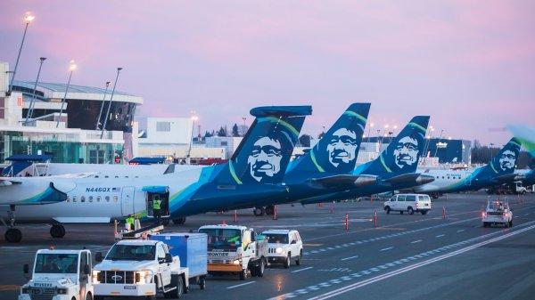Emerald City se encuentra con Queen City: Alaska Airlines comienza el servicio entre Seattle y CVG.