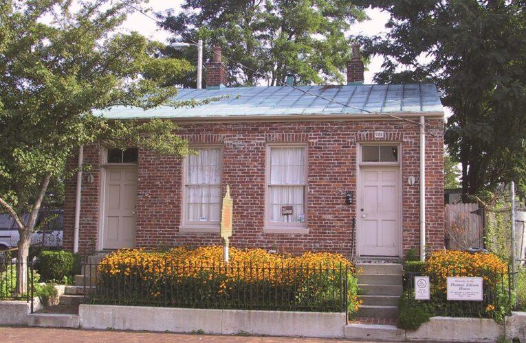 En la Villa de Louis: La casa de Thomas Edison