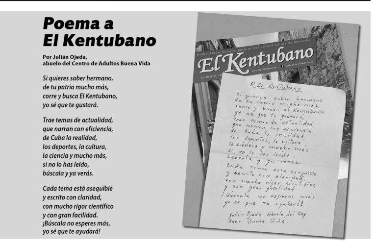 Poema a El Kentubano