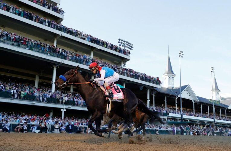 La segunda muestra de Medina Spirit del Derby de Kentucky confirma la prueba de drogas fallida.