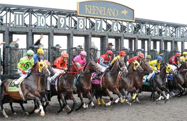 La magia de las carreras de caballos en Keeneland, Lexington KY