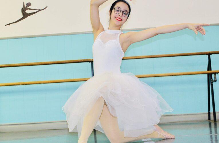Rostros locales: María Claudia Rodríguez: una joven promesa de la danza en Louisville
