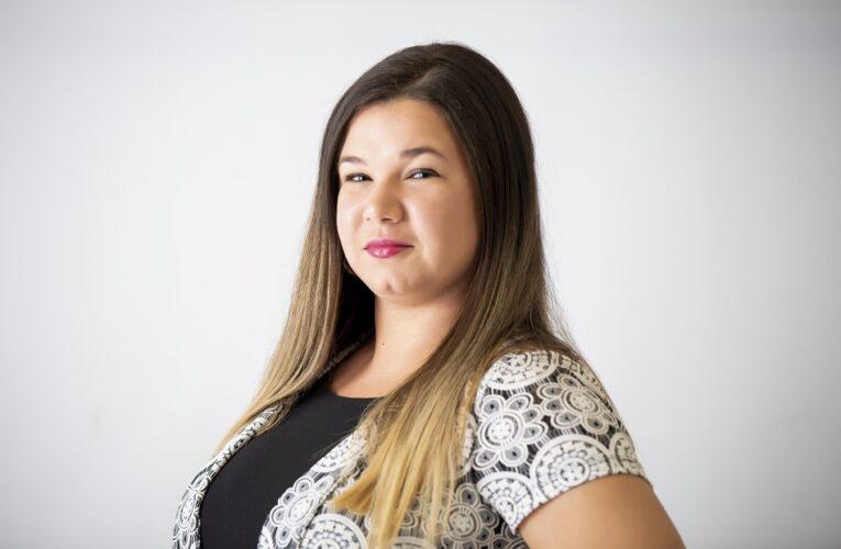 """Amalia Gamez: """"Mi mayor sueño es guiar a otros latinos a que cumplan los suyos"""""""