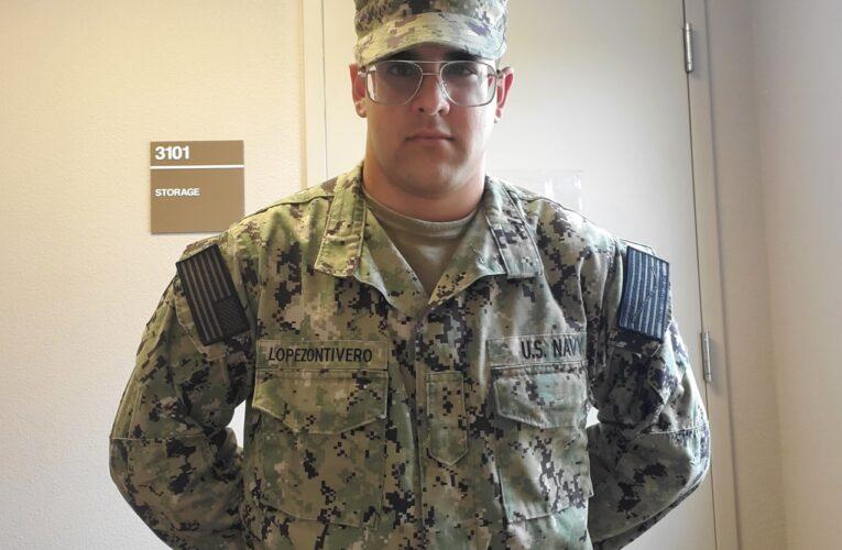Anthony López: Desde Hershey hasta Louisville, sirviendo a la Marina de Guerra