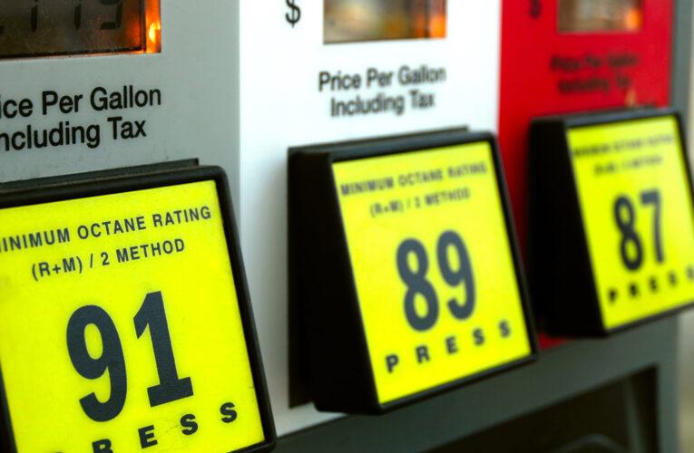 La gasolina en su precio más alto en 7 años